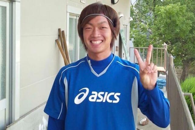 長崎大学全学サッカー部時代の写真
